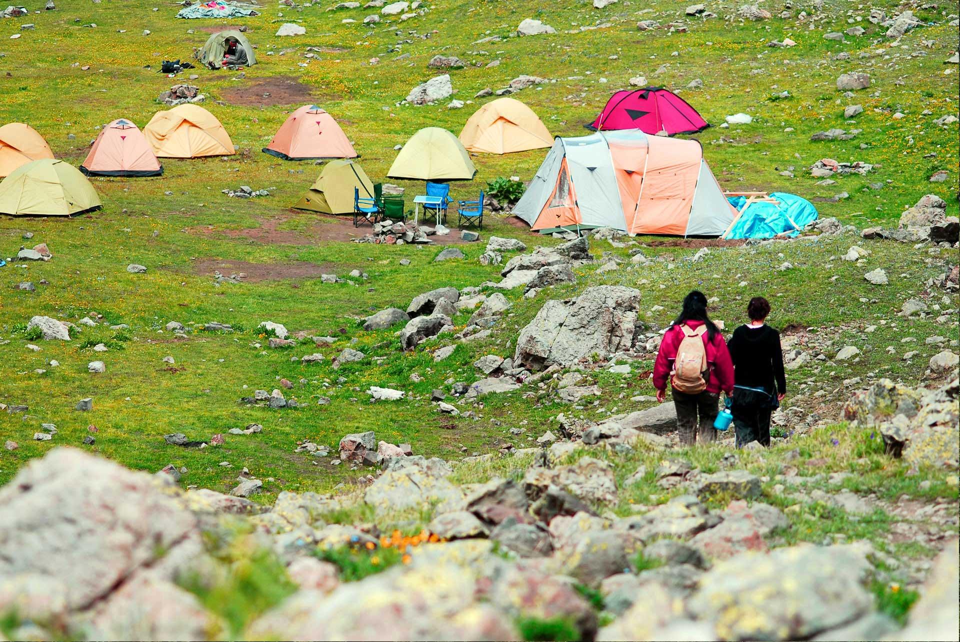 Kamp ve Karavan Turizmi