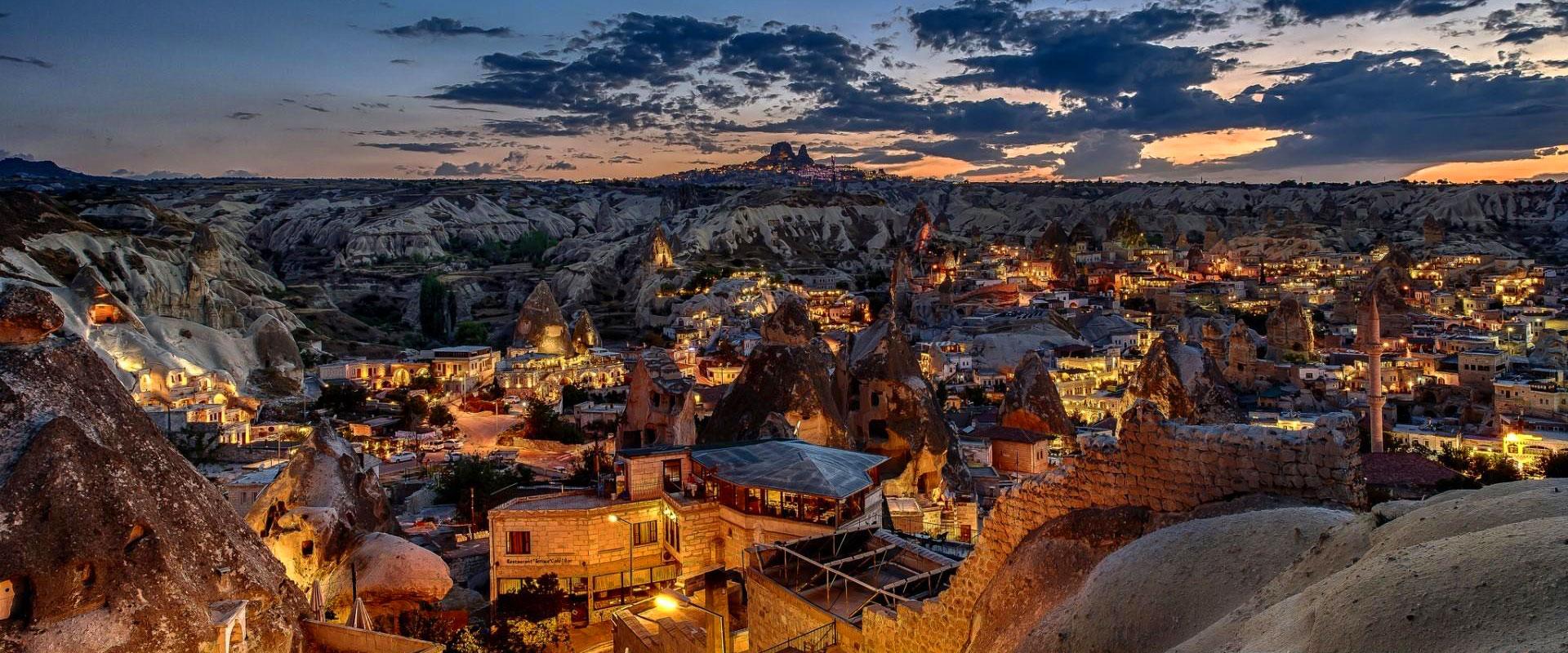 Kapadokya Turu – Slider – Kapadokya 3