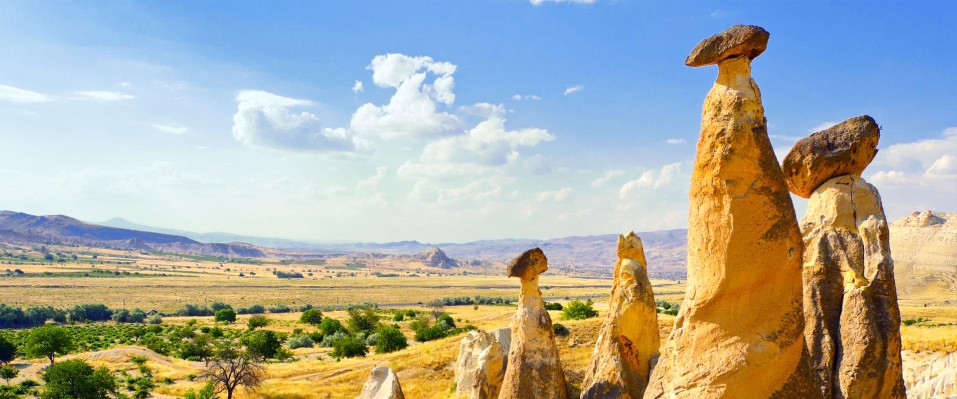 Kapadokya Turu – Slider – Kapadokya 2