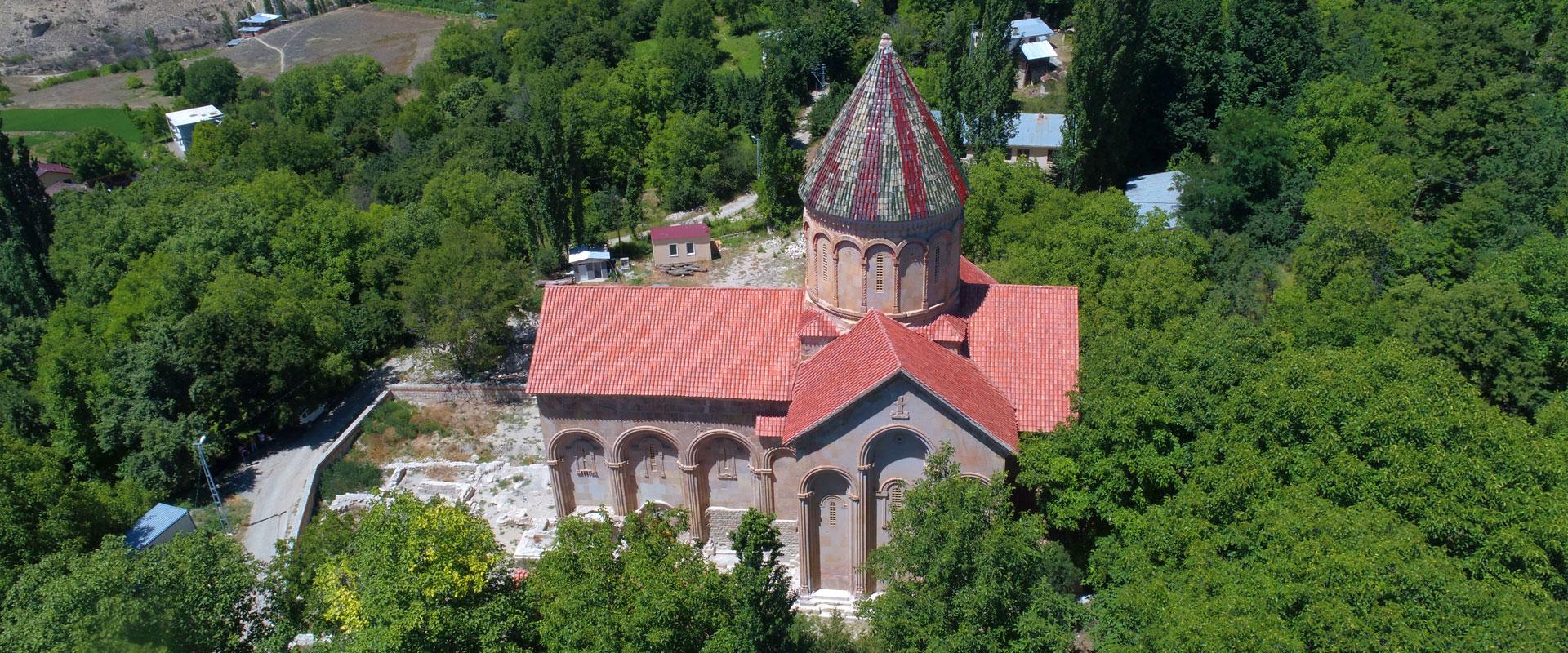 Yusufeli Turu – Slider – İşhan Kilisesi